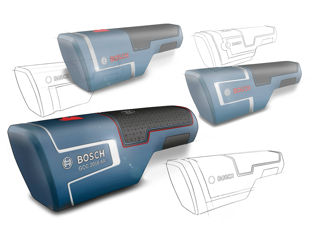 Future CC for Bosch professional power tools